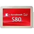 dynabook Tab S80/N�FAtom Z3735F/2G/64G�t���b...