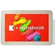 東芝 dynabook Tab S80/TG (サテンゴールド) PS80TGP-NYA