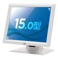 タッチパネル・システムズ 15.0型TFTタッチパネル USB、RS232Cコントローラ内蔵(コンボ) 超音波式 ホワイト ET1517L-8CWB-1-WH-G