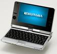 小型軽量モバイルサブノートパソコン KOHJINSHA SA シリーズ SA1F00B